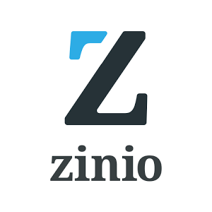 Zinio Libraries App Logo